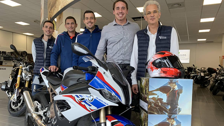MotoSpeeder 38 & 73 rejoint le club des partenaires !