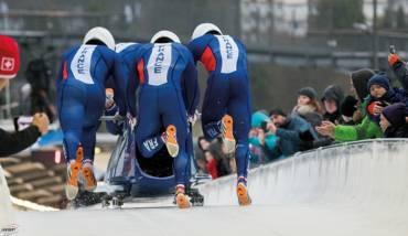 Fin de saison anticipée pour l'équipe de France de bobsleigh